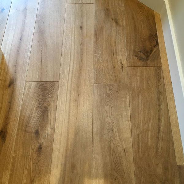 Engineered Oak Floor 200mm Wide