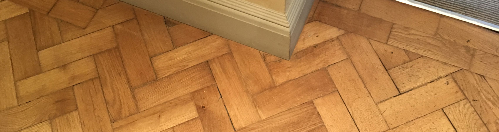 Parquet Flooring in Production Pre Finished