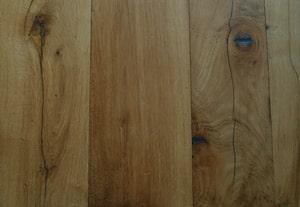 Reclaimed Oak Sample